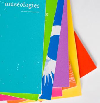 Muséologies: Les cahiers d'études supérieures