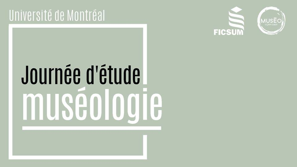 Journée d'étude en muséologie