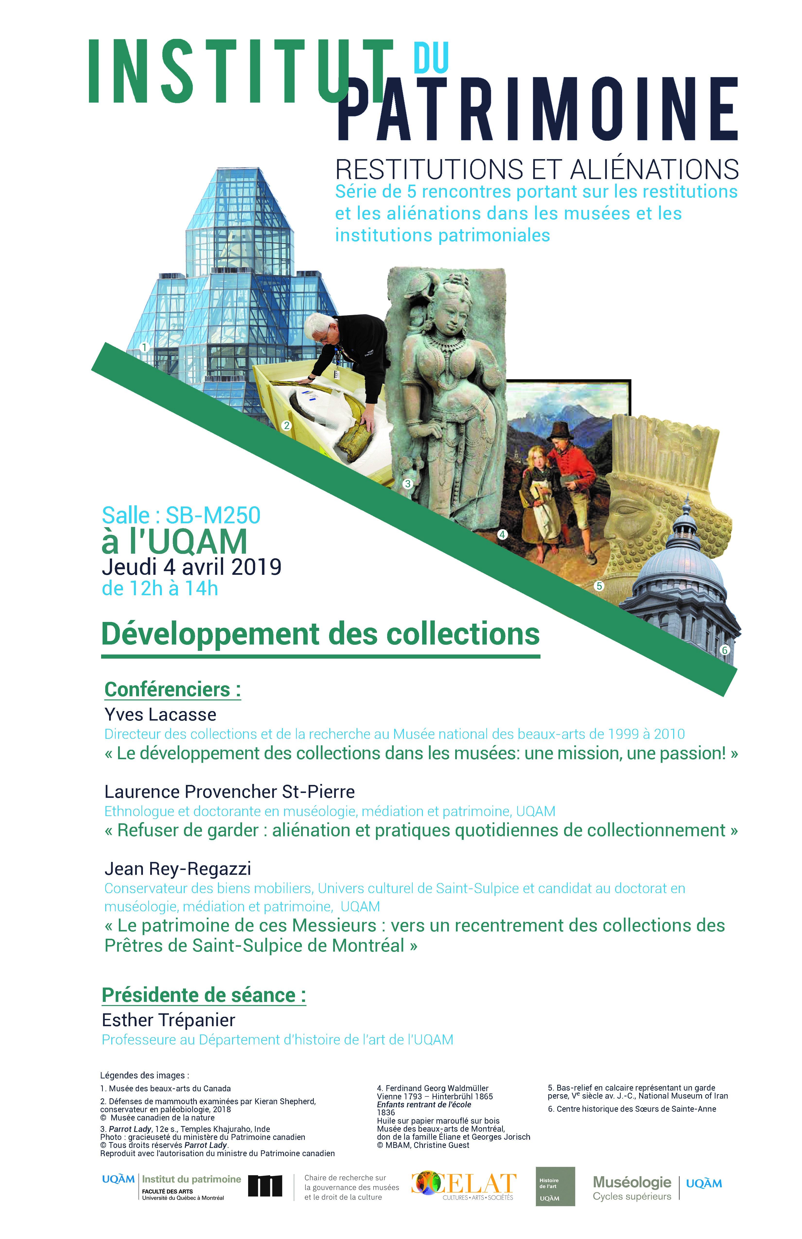 Rencontre : Développement des collections