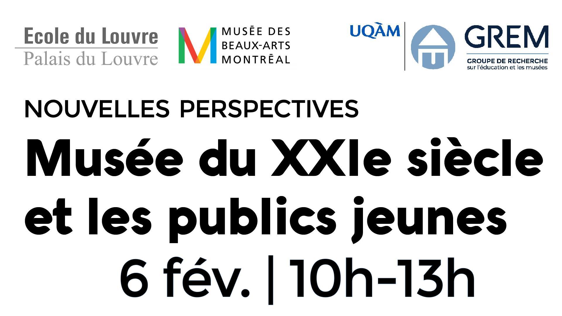 Séminaire : Le musée du XXIe siècle et les publics jeunes