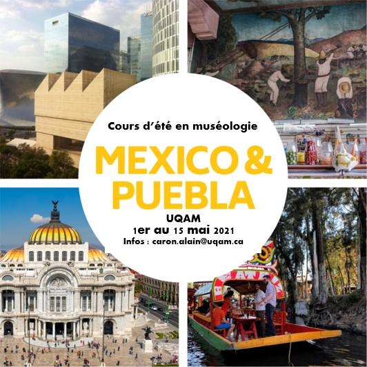 Cours d'été en muséologie | Mexico & Puebla